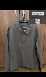 Denim Jacket With Zipper