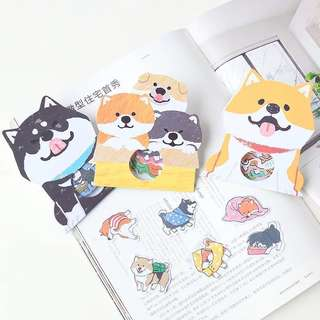 (PO) Shiba Inu Stickers