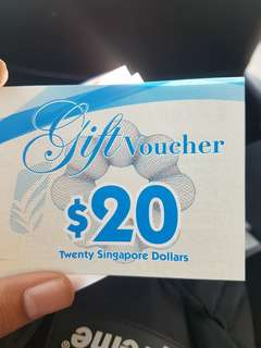 Fair Price Voucher ( 20 x 5 )