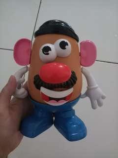Potato head cabut pasang ORI ya