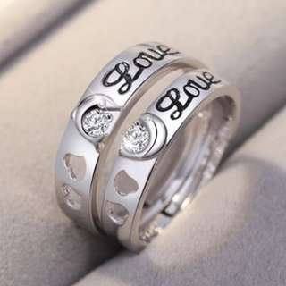 New Men And Women To Tie The Knot Dolphin Silver Couple Rings