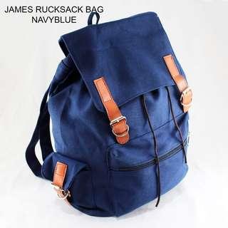 JAMES RUCKSACK