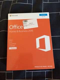 New Microsoft Office 2016
