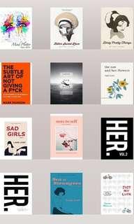 E-book buku import