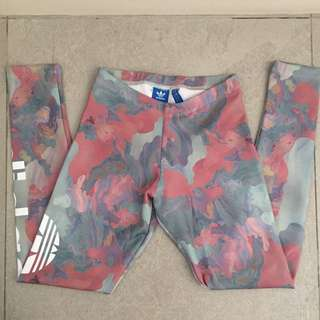 Adidas Pastel Camo Track Pants