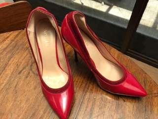 Parisian Sexy Red Heels