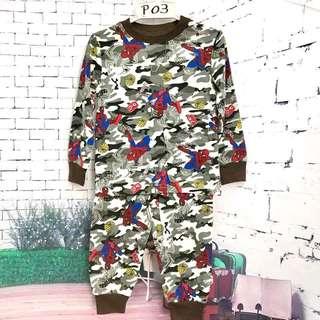 Brand new Spiderman pyjamas