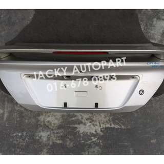 Rear Hood Bonet Spoiler Honda City Aria GD8 Japan