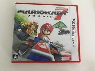 3DS Game Mario Kart 7