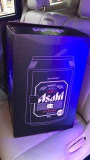 Asahi 限量版啤酒桶雪櫃