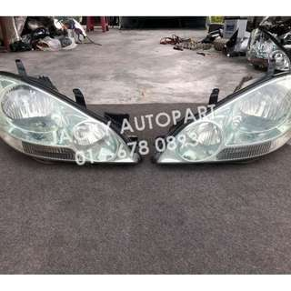 Lampu Headlamp PFL Toyota Ipsum ACM21 2.4 Japan