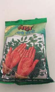 HENNA - powder mix