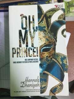 Novel 'Oh, My Prince!'