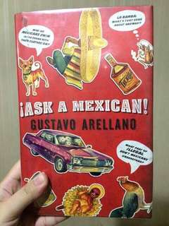 Ask a Mexican book