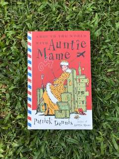 Pre-loved Boom: Around the World with Auntie Mame