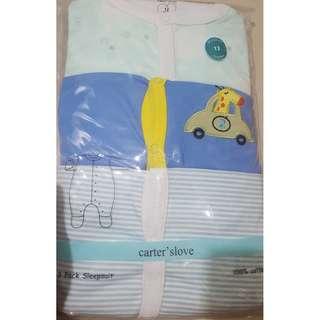 Sleepsuit 3in1-12m boy