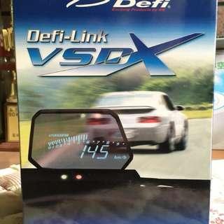 Defi-link VSDX二代抬頭顯示器(全新)