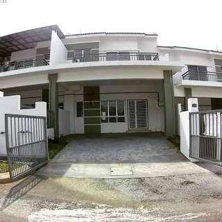 2 story terrace (inter)