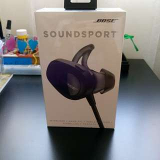 Bose Soundsport New