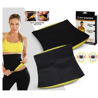 AS SEEN ON TV HOT SHAPERS BELT (S,L, M, XL/PREORDER)