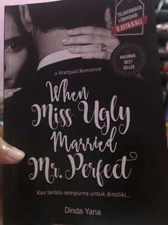 When miss ugly married mr perfect