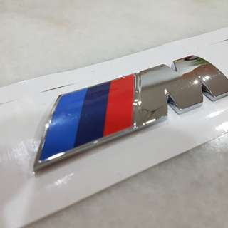 BMW MSport Badge