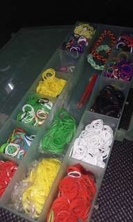 LOOM BANDS KIT