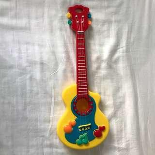 Toys R Us Guitar