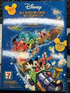 迪士尼迷你公仔香港珍藏版1套42款