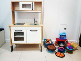 IKEA Toy Kitchen
