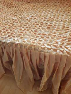 Wedding/engagement bed sheet for sell