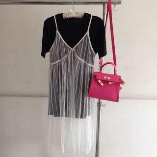 Import Sheer Dress