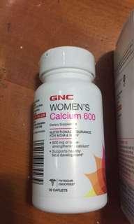 GNC 鈣片 Calcium