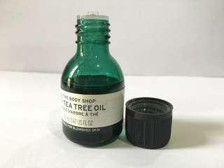The Body Shop Tea Tree Oil (20ML)