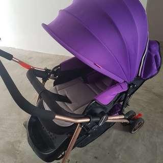Preloved Stroller/Pram Suitable for Newborns Onwards