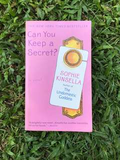 Pre-loved Book: Can You Keep a Secret?