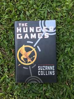 Pre-loved Book: The Hunger Games