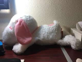 Pink snoopy Soft Toy