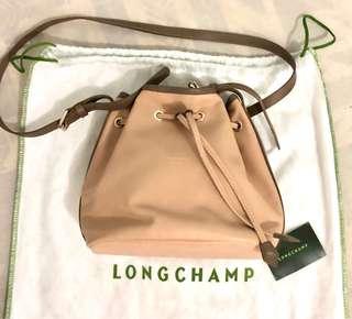 Longchamp Bucket Bag Authentic