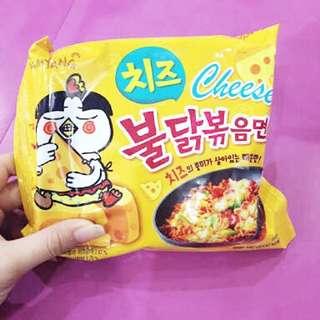 Samyang in Cheese Flavor