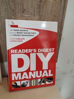 Reader's Digest DIY Book