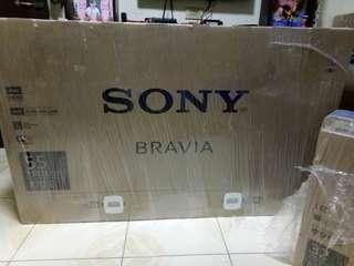 Sony Bravia X70E 55inc 4K UHD Bnew Sealed