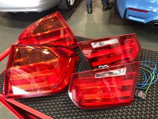 F80 M3 tail lamps
