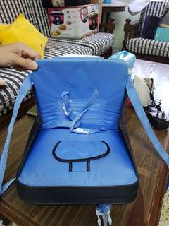 Portable baby chair