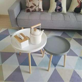 Double Center Table