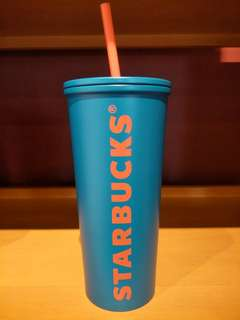 🆕Starbucks Tumbler cold cup 16ss