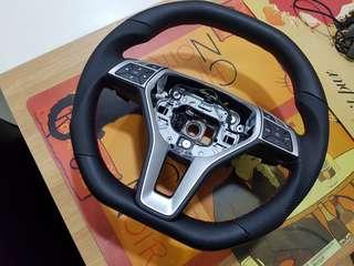 Mercedes W204 FL AMG steering