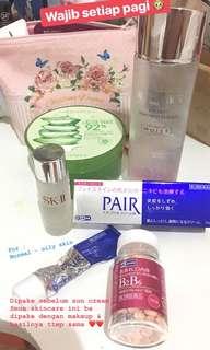 Skin Care Seller Setiap Pagi
