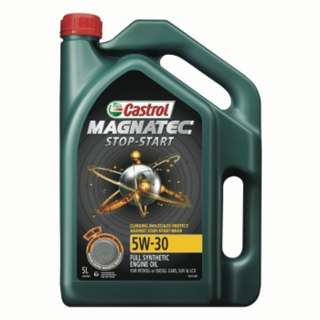 CASTROL MAGNATEC FULL SYNTHETIC STOP-START 5W-30