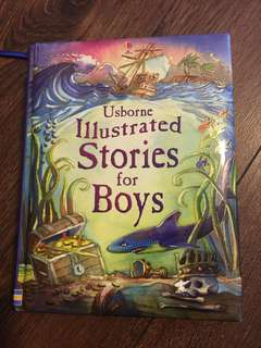Illustrated Stories for Boy